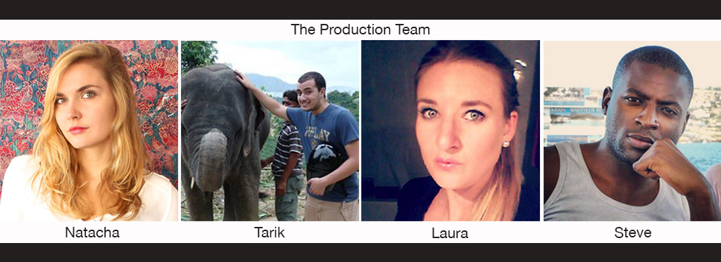 the production team